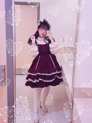 ALingLizの「Lolita」をテーマにしたファッションです。(2018/03/12)