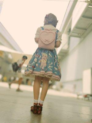 智障玄学少女の「Lolita」をテーマにしたファッションです。(2018/03/12)