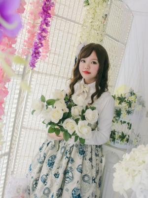 烟花🎆の「Classic Lolita」をテーマにしたファッションです。(2018/03/12)