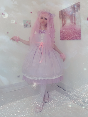 Mew Fairydoll's 「Fairy lolita」themed photo (2018/03/12)
