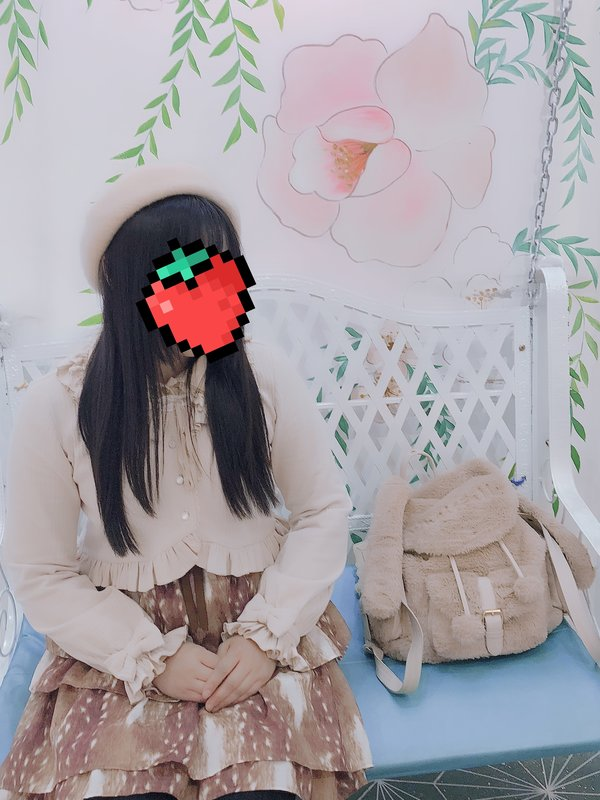 芊沁idaの「Lolita fashion」をテーマにしたファッションです。(2018/03/13)