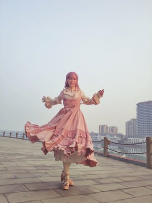 智障玄学少女の「Lolita」をテーマにしたファッションです。(2018/03/13)