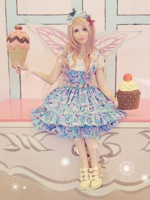 Mew Fairydoll's 「Fairy lolita」themed photo (2018/03/13)