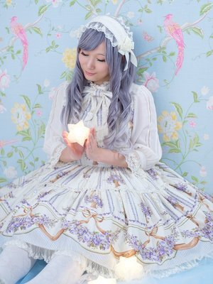 alice15cの「Lolita」をテーマにしたファッションです。(2018/03/13)
