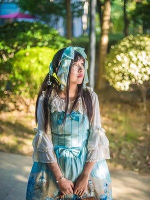 THReeed_の「Lolita」をテーマにしたファッションです。(2018/03/14)