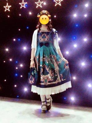 THReeed_の「Lolita」をテーマにしたファッションです。(2018/03/15)