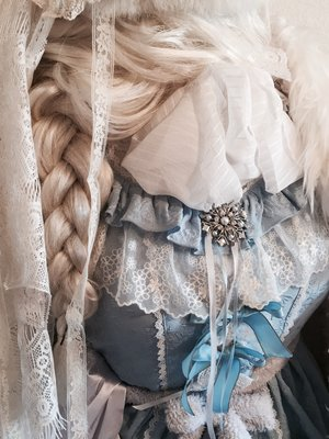 Sleepsheepの「Blue」をテーマにしたファッションです。(2016/11/13)