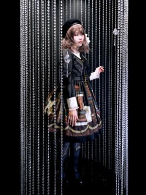 rnppの「Angelic pretty」をテーマにしたファッションです。(2018/03/15)