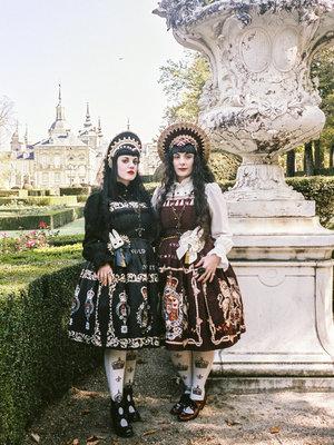 Issisの「Lolita」をテーマにしたファッションです。(2018/03/16)