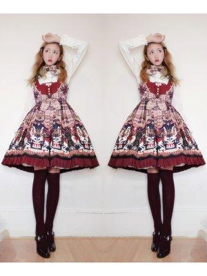 aeeuの「Lolita」をテーマにしたファッションです。(2018/03/16)