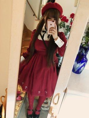 mareka@まれか(୨୧•͈ᴗ•͈)◞の「ロリィタ」をテーマにしたファッションです。(2016/11/14)