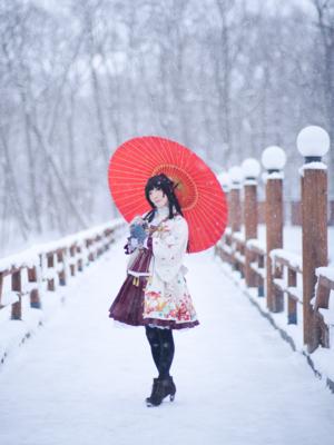 rainの「Lolita」をテーマにしたファッションです。(2018/03/17)