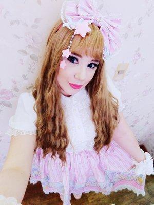Gwendy Guppyの「Lolita」をテーマにしたファッションです。(2018/03/18)