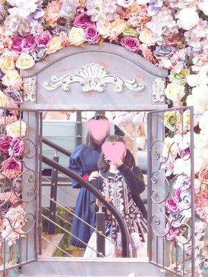 樱井小发の「Angelic pretty」をテーマにしたファッションです。(2018/03/18)