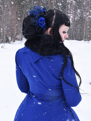 Marjo Laine's 「Coat」themed photo (2018/03/18)