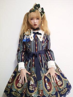 aeeuの「Angelic pretty」をテーマにしたファッションです。(2018/03/18)