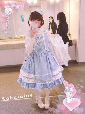 さぶれーぬの「Lolita」をテーマにしたファッションです。(2018/03/19)