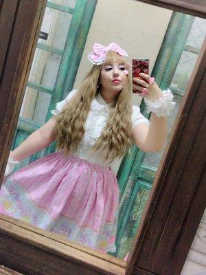 Gwendy Guppyの「Lolita」をテーマにしたファッションです。(2018/03/19)