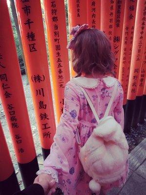 是Hana以「Angelic pretty」为主题投稿的照片(2016/11/17)