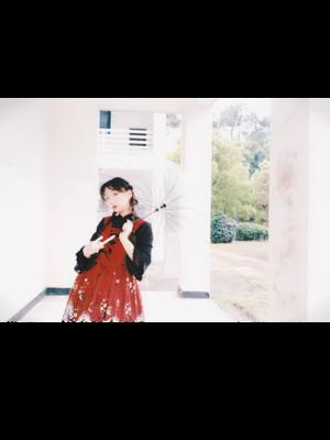 疏郁の「Lolita fashion」をテーマにしたファッションです。(2018/03/19)