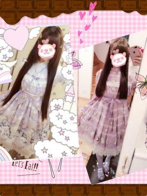 mareka@まれか(୨୧•͈ᴗ•͈)◞の「ロリィタ」をテーマにしたファッションです。(2016/11/17)