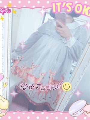 仙女那个刚の「Lolita」をテーマにしたファッションです。(2018/03/20)