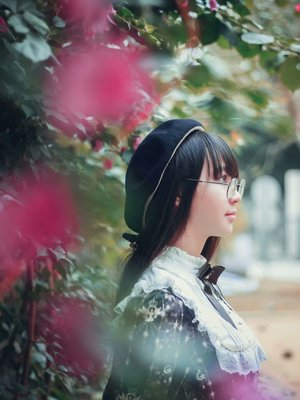 是耳坠以「Lolita」为主题投稿的照片(2018/03/23)