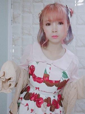是智障玄学少女以「Sweet lolita」为主题投稿的照片(2018/03/23)