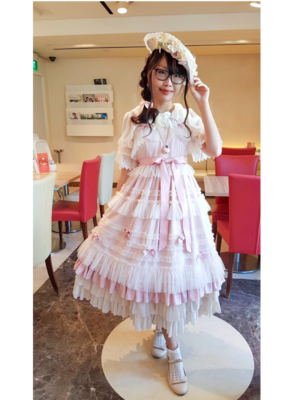 是Riipin以「Lolita fashion」为主题投稿的照片(2018/03/25)