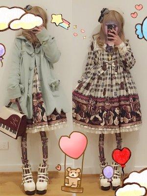 是Hana以「Angelic pretty」为主题投稿的照片(2016/11/27)