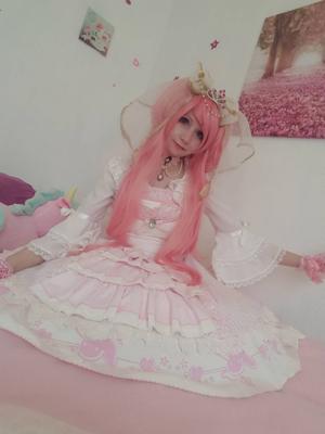 Mew Fairydoll's 「Hime Lolita」themed photo (2018/03/30)