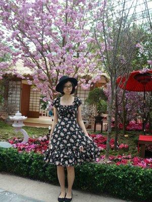 Xiao Yu's 「Lolita」themed photo (2018/04/02)