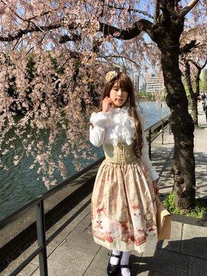 浜野留衣's 「Cherry Blossoms」themed photo (2018/04/03)
