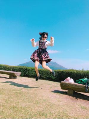 Lumos's 「Lolita fashion」themed photo (2018/04/09)