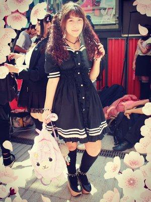 Ahiriの「Lolita」をテーマにしたファッションです。(2018/04/09)