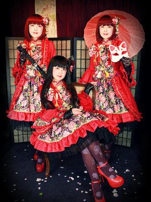 Satellite Doorの「Lolita」をテーマにしたファッションです。(2018/04/09)
