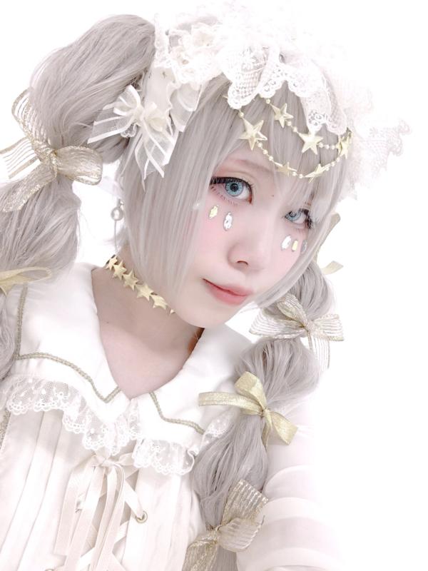 rnppの「Lolita」をテーマにしたファッションです。(2018/04/10)