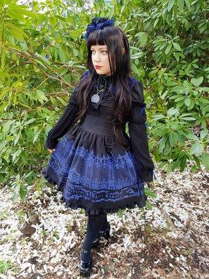 Kaliandraの「Moi meme Moitie」をテーマにしたファッションです。(2018/04/11)