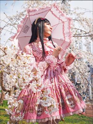 tuyahime_nekoの「Lolita」をテーマにしたファッションです。(2018/04/12)