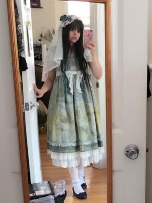 Cherith の「ALICE and the PIRATES」をテーマにしたファッションです。(2018/04/13)