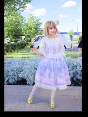 Lula's 「Lolita fashion」themed photo (2018/04/13)