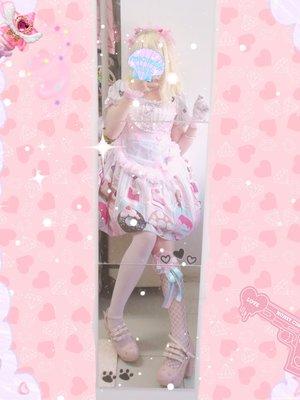 是魚呀🐟の「harajuku-coordinate-contest-2018」をテーマにしたファッションです。(2018/04/13)