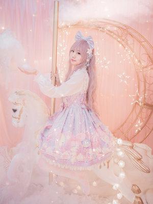 月刊少女千代喵の「Lolita」をテーマにしたファッションです。(2018/04/13)