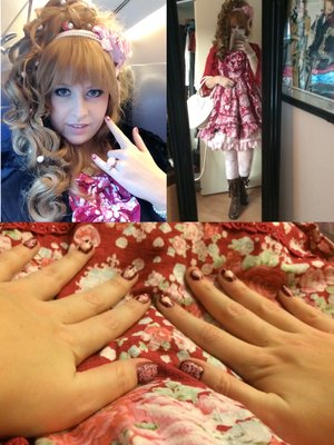 Today's outfit! 今日のコード。 Ev...
