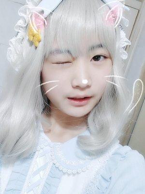 诺粞有个蓉兔儿の「Ribbon」をテーマにしたファッションです。(2018/04/14)