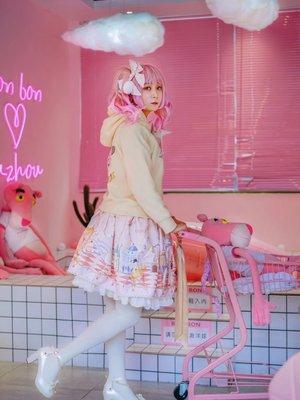 銀鳥伊菲_の「harajuku-coordinate-contest-2018」をテーマにしたファッションです。(2018/04/14)