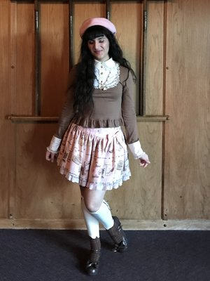 CookieKat's 「Angelic pretty」themed photo (2016/12/13)
