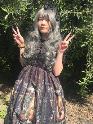Lilianaの「Lolita」をテーマにしたファッションです。(2018/04/15)