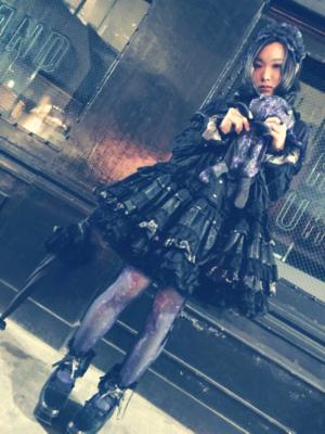 ゆずぽむの「harajuku-coordinate-contest-2018」をテーマにしたファッションです。(2018/04/15)
