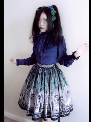 GunmeTallic_黑林の「harajuku-coordinate-contest-2018」をテーマにしたファッションです。(2018/04/16)